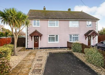 Thumbnail 3 bed semi-detached house for sale in Wyke, Weymouth, Dorset