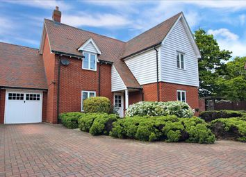 Thumbnail 3 bed link-detached house for sale in Cravenwood Close, Weeley, Clacton-On-Sea