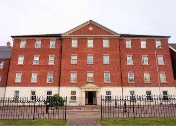 Thumbnail 2 bed flat for sale in Deykin Road, Lichfield