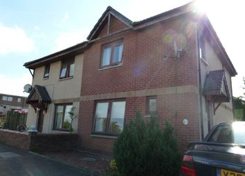 Thumbnail 3 bed semi-detached house to rent in Mill Place, Thankerton, Biggar