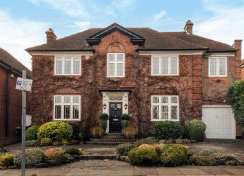 Thumbnail 4 bed detached house for sale in Golders Close, Edgware