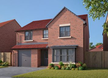 "Thumbnail 4 bed detached house for sale in ""The Haxby"" at Cautley Drive, Killinghall, Harrogate"