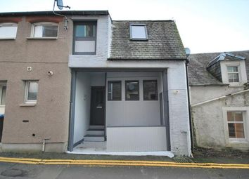 Thumbnail 1 bed terraced house to rent in Cornton Place, Crieff