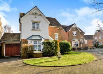 Thumbnail 3 bed detached house for sale in Clarke Crescent, Kennington, Ashford