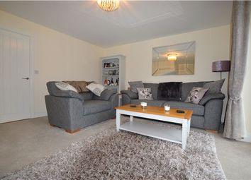 Thumbnail 2 bed semi-detached house for sale in Milbank Way, Steventon, Abingdon, Oxon