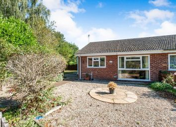Thumbnail 2 bed bungalow for sale in Mildenhall, Suffolk