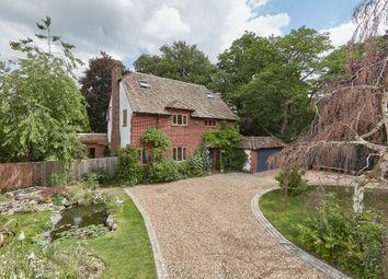 Thumbnail 5 bed detached house for sale in Bourn Bridge Road, Little Abington, Cambridge
