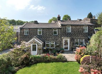 Thumbnail 4 bed detached house for sale in Ellar Carr Road, Cullingworth, Bradford, West Yorkshire