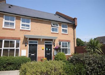 Thumbnail 3 bed end terrace house for sale in Hyde Mews, Christchurch, Dorset