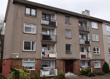 Thumbnail 2 bed flat for sale in Hillington Quadrant, Hillington, Glasgow