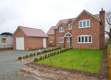 Thumbnail 4 bed detached house for sale in Apple Tree Gardens, Hanley Swan, Worcester