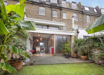 Thumbnail 5 bed terraced house for sale in Bute Gardens, London
