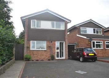 Thumbnail 3 bed detached house to rent in Oakridge Drive, Willenhall