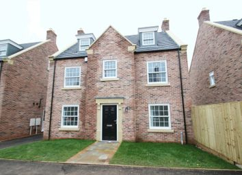 Thumbnail 5 bedroom detached house for sale in The Belfry, Turnberry Drive, Trentham