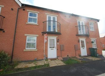 Thumbnail 1 bed property to rent in St Martins Close, Church Gresley, Swadlincote, Derbyshire