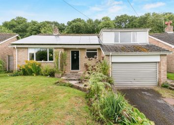 Thumbnail 3 bed detached bungalow for sale in Middle Ground, Fovant, Salisbury