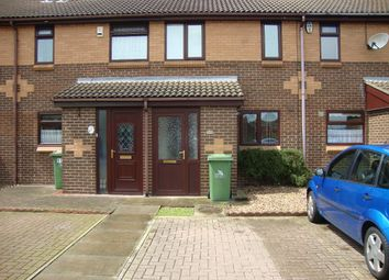 Thumbnail 2 bed terraced house to rent in Waterside Drive, Grimsby