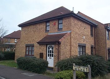 Thumbnail 1 bed terraced house to rent in Winsbury Way, Bradley Stoke, Bristol