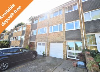 3 bed town house to rent in Edelvale Road, West End, Southampton SO18