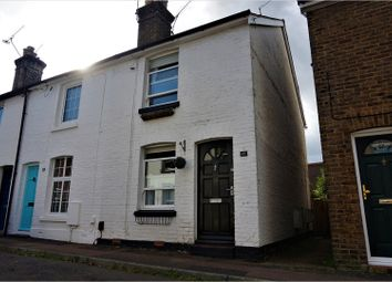 Thumbnail 2 bed terraced house for sale in Alpha Road, Crawley