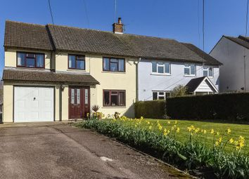 Thumbnail 4 bed semi-detached house for sale in Stoke Lyne, Bicester