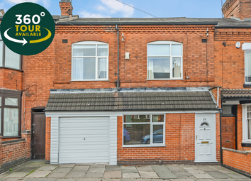 Thumbnail 4 bed terraced house for sale in Duncan Road, Aylestone, Leicester