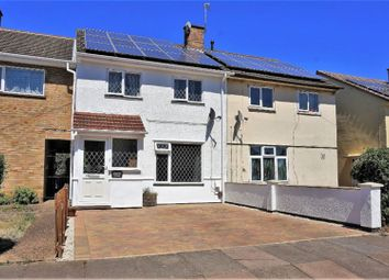 Thumbnail 3 bed terraced house for sale in Bedale Drive, Leicester