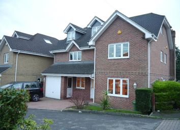 Thumbnail 5 bedroom detached house for sale in Friern Close, West Cheshunt, Herts