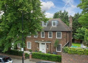 Thumbnail 6 bed detached house for sale in Loudoun Road, London