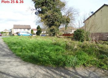 Thumbnail Land for sale in Willowturf Court, Bryncethin, Bridgend, Mid Glamorgan