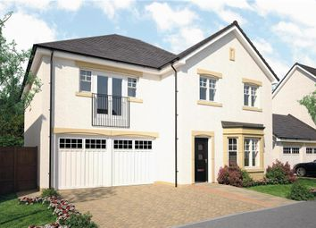 "Thumbnail 5 bed detached house for sale in ""Melville"" at Dreghorn Loan, Colinton, Edinburgh"