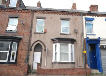Thumbnail 6 bed terraced house for sale in Roker Avenue, Sunderland