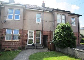 Thumbnail 3 bed maisonette to rent in Holland Road, Plymstock, Plymouth