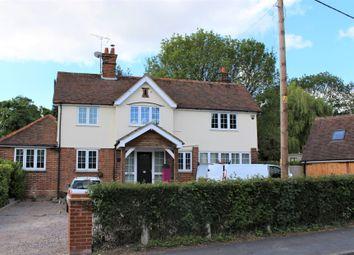 Whitewebs Cottage, Main Road, Ingatestone, Essex CM4. 1 bed flat