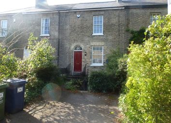 Thumbnail 3 bed terraced house to rent in Panton Street, Cambridge