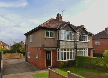 Thumbnail 3 bed semi-detached house to rent in The Crescent, Green Hammerton, York