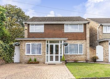 Thumbnail 5 bed detached house for sale in Albury Close, Hampton