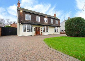 Wolverton Road, Blakelands, Milton Keynes MK14. 4 bed detached house for sale