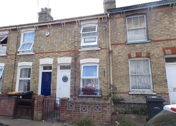 Thumbnail 2 bed terraced house for sale in Garfield Street, Bedford, Bedfordshire