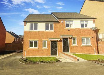 Thumbnail 3 bed terraced house for sale in The Pinders, Throckley, Tyne And Wear