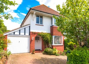Thumbnail 3 bedroom detached house for sale in Channel View Road, Woodingdean, East Sussex