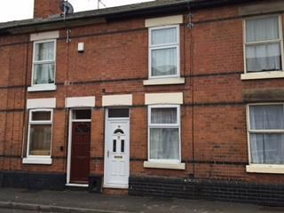 Thumbnail 2 bedroom property to rent in Clifford Street, Derby