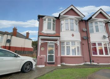 Thumbnail 1 bed flat for sale in Lincoln Way, Enfield