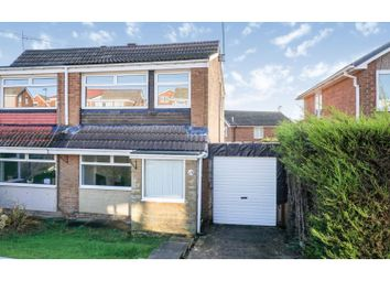 Thumbnail 3 bed semi-detached house for sale in Bowland Drive, Sheffield