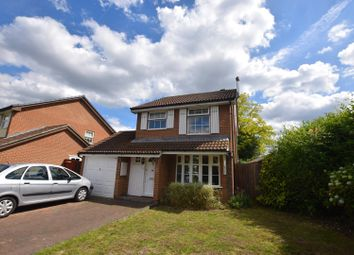 Thumbnail 3 bed detached house for sale in Cabbell Place, Addlestone