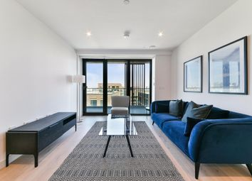 Thumbnail 1 bed flat for sale in Pendant House, Royal Wharf, London