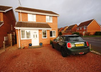 Thumbnail 3 bed detached house for sale in Court Way, Bidford On Avon