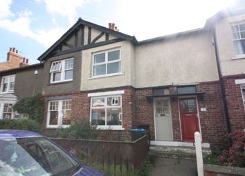 Thumbnail 2 bed terraced house for sale in Linden Avenue, Great Ayton, Middlesbrough