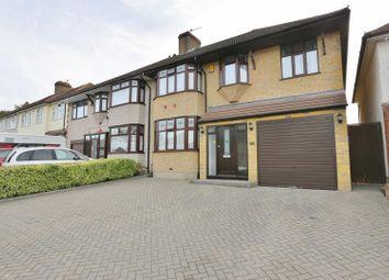 Thumbnail 5 bedroom semi-detached house for sale in Little Heath Road, Bexleyheath