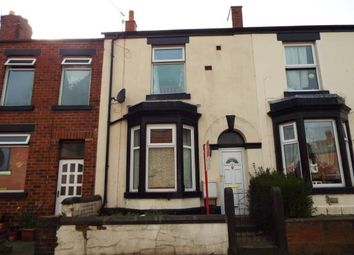 Thumbnail 2 bed terraced house for sale in Croft Road, Chorley, Lancashire